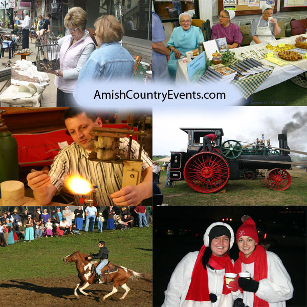 Ohio Amish Country Things to Do